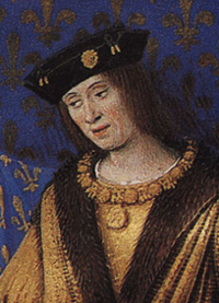 Poetic Epistle of Anne of Brittany and Louis XII